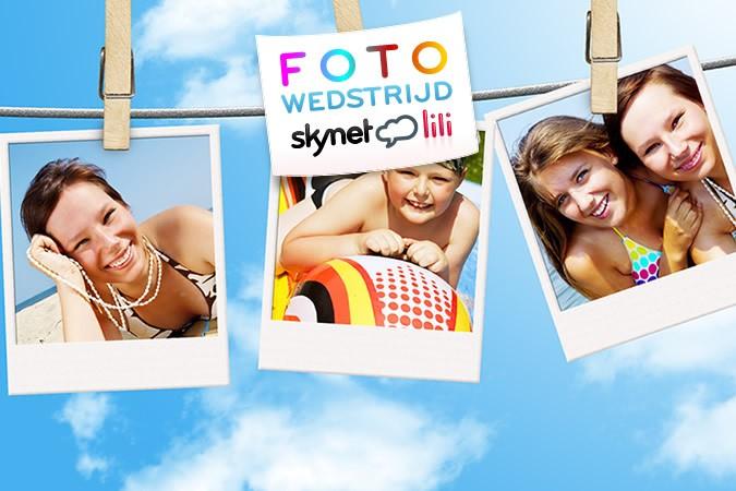 Grote Skynet Lili fotowedstrijd!