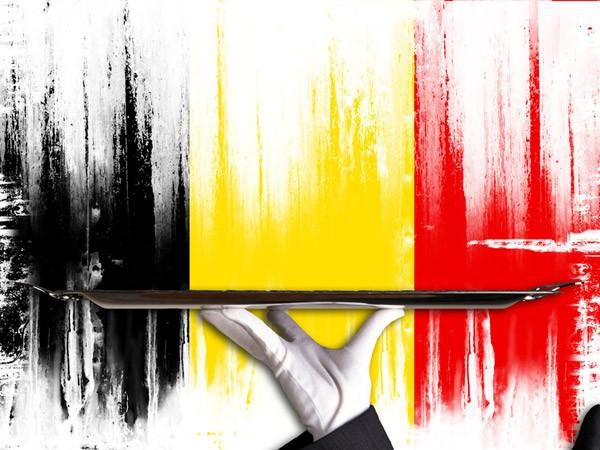 De smaak van de Belgen