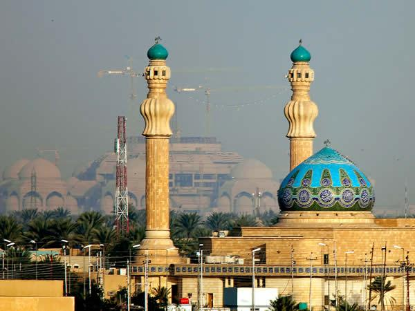 мечети ирака фото