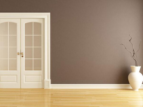Du beige au brun les bonnes couleurs pour votre int rieur - Deco kamer bruin ...