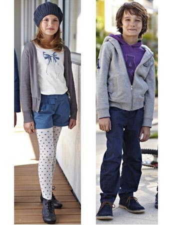 La redoute mode enfant 20 tenues pour la rentr e - La redoute meuble enfant ...