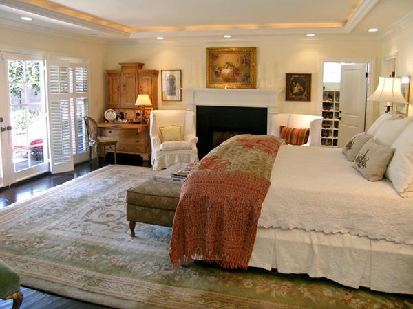 Slaapkamer de villa van selena gomez - Maison de selena gomez ...