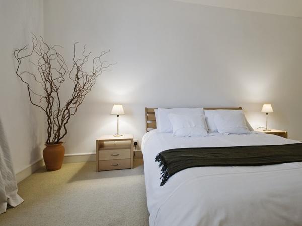 Een Rustgevende Slaapkamer : Bed centraal tips voor een rustgevende slaapkamer
