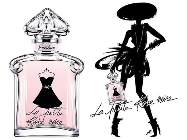 Nouvelle fragrance la petite robe noire