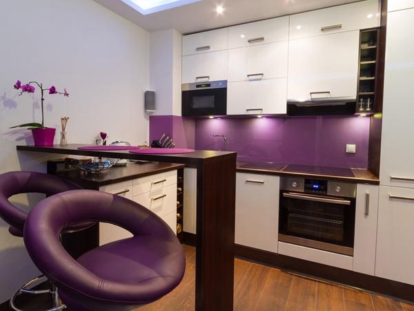cuisine ouverte grandes id es pour petits espaces. Black Bedroom Furniture Sets. Home Design Ideas