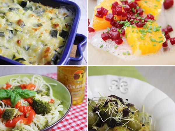 7 recettes végétariennes faciles