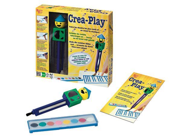 Artistieke en creatieve activiteiten Crea Play