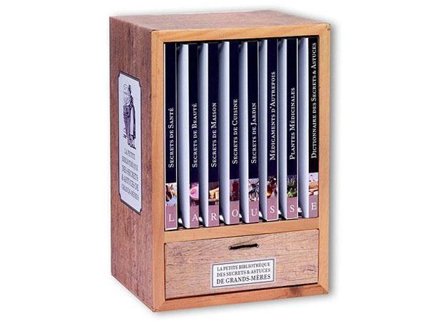 La petite biblioth que des secrets et astuces de grands for Petit larousse de la cuisine
