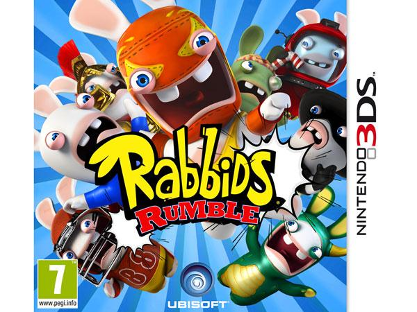 a gagner 2 jeux rabbids rumble nintendo 3ds grand concours saint nicolas. Black Bedroom Furniture Sets. Home Design Ideas
