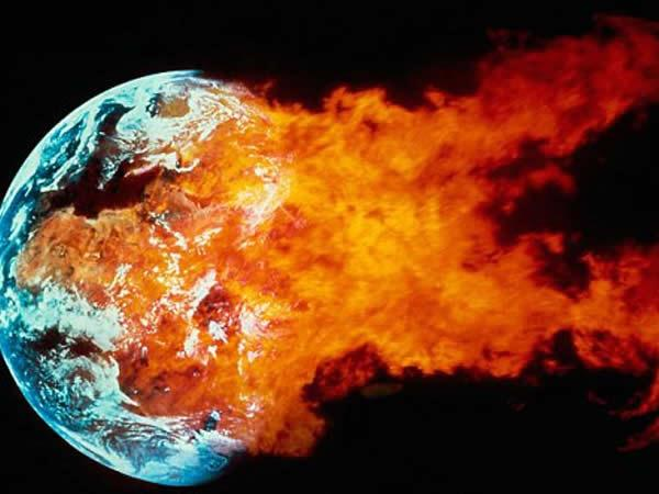 astronaut earth blowing up - photo #5