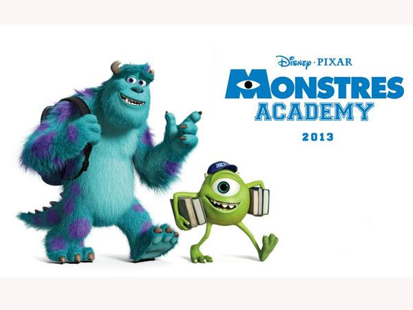 Monstres academy dessins et films anim s en 2013 10 - Monstre academy dessin ...
