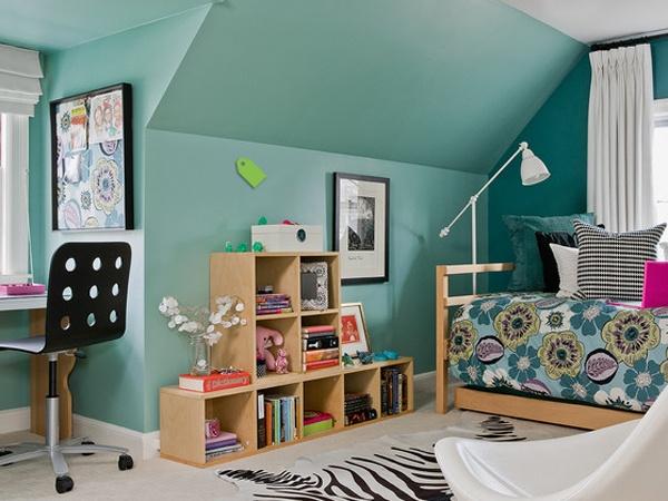 Gezellige zithoek de leukste tienerkamers - Idee deco slaapkamer tiener jongen ...