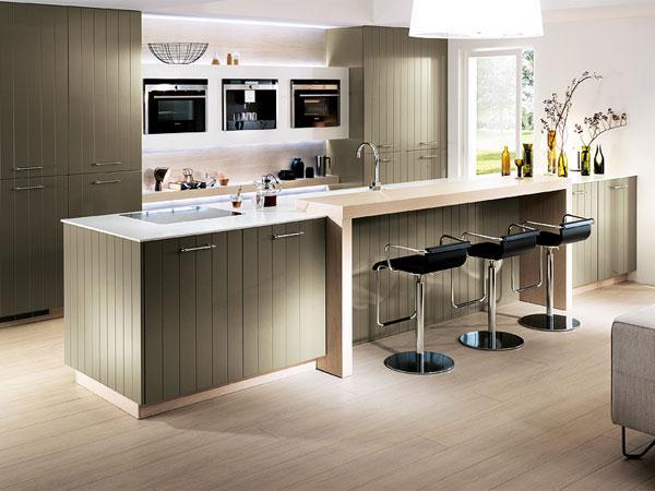 Landelijk en modern trends in de keuken voor 2013 for Inrichting landelijk modern