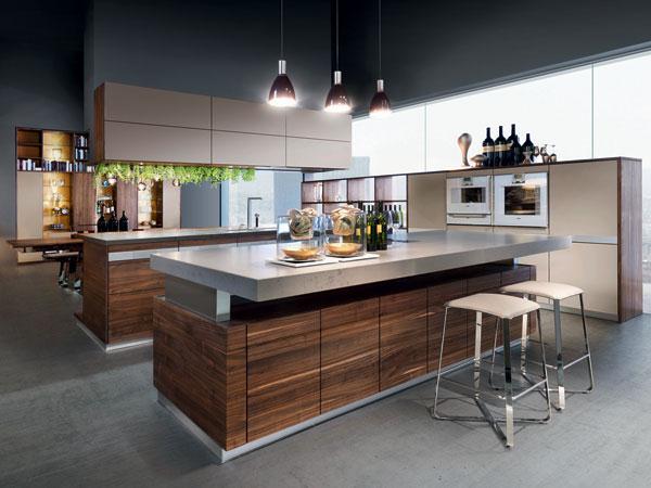aanpasbaar werkblad trends in de keuken voor 2013. Black Bedroom Furniture Sets. Home Design Ideas