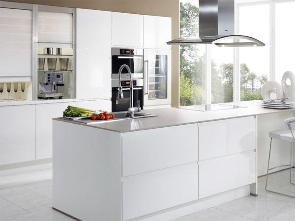 Int rieur pur donnez du style votre cuisine for Deco interieur epure