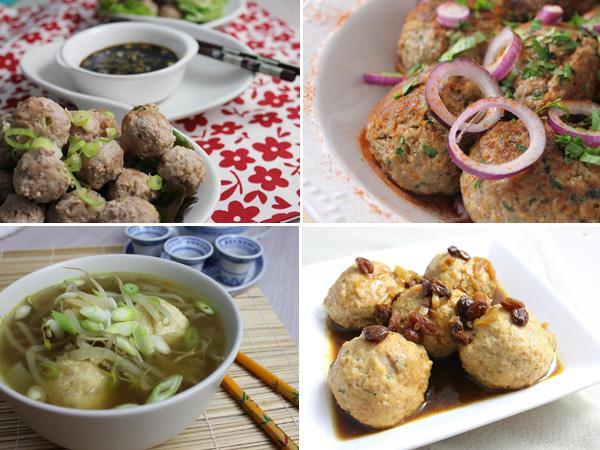 10 recettes de boulettes et keftas