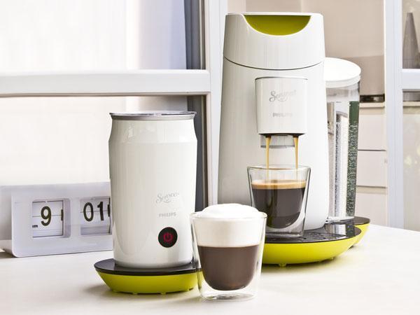 Philips Introduceert De Senseo Milk Twister