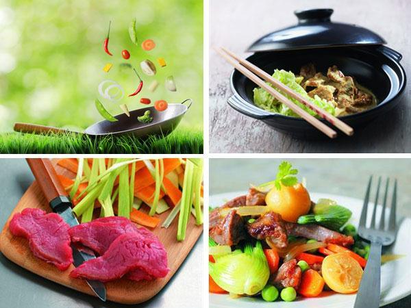 Facile Et Rapide La Cuisine Au Wok Facile Et Rapide La Cuisine