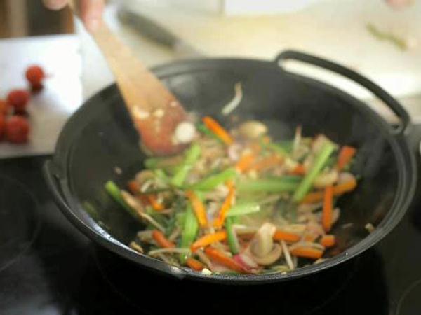 Wok De Légumes Facile Et Rapide La Cuisine Au Wok