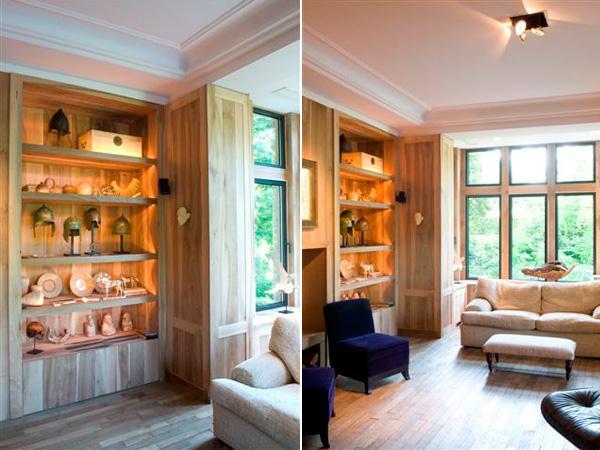Interieur op maat belgische hofleveranciers op vlak van decoratie - Plaats van interieur decoratie ...