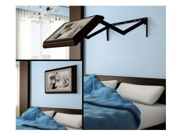 des gadgets high tech pour la chambre coucher. Black Bedroom Furniture Sets. Home Design Ideas