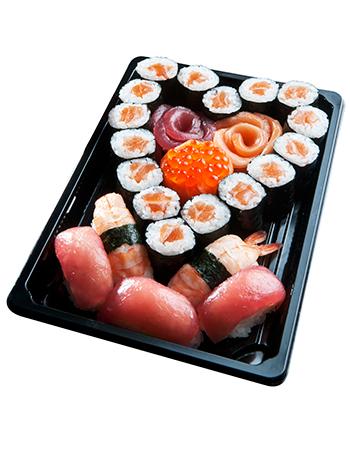 samen genieten van sushi cadeautips voor valentijn. Black Bedroom Furniture Sets. Home Design Ideas