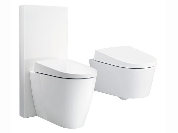 geberit aquaclean sela pour pose au sol quoi de neuf dans la salle de bains. Black Bedroom Furniture Sets. Home Design Ideas