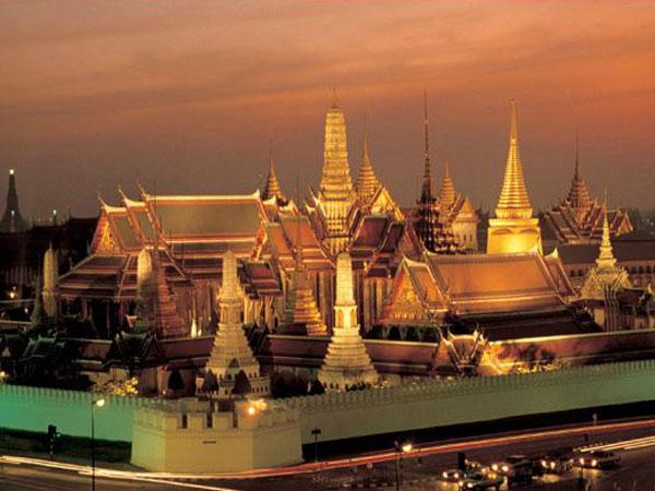 Bangkok, nationale schatkamer