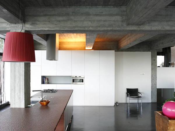 Beton welk type vloer kiezen for Welk behang kiezen