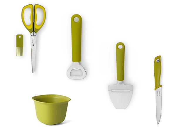 Keukenaccessoires groen de trendkleur van 2017 voor je interieur - Trendkleur keuken ...