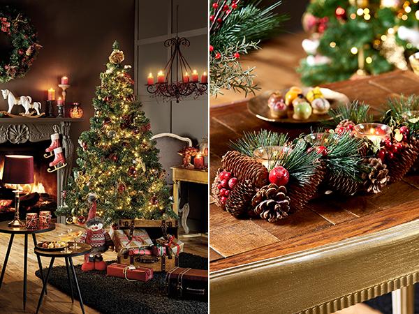 Een Authentieke Kerst Maak Het Gezellig Met Kerst
