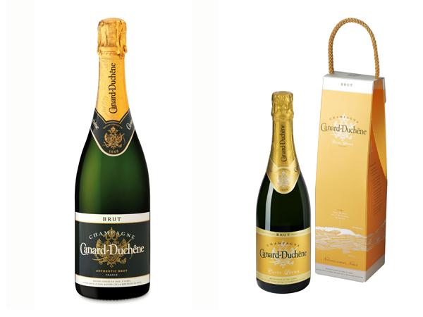 champagne canard duch ne cadeaux gourmands pour les f tes. Black Bedroom Furniture Sets. Home Design Ideas