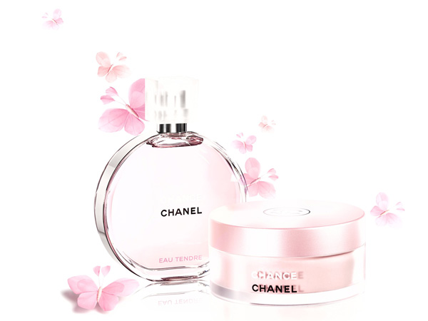 chance eau tendre de chanel nouvelles fragrances on vous met au parfum. Black Bedroom Furniture Sets. Home Design Ideas