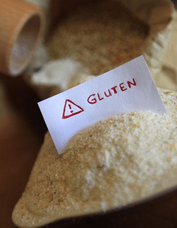 intol rance au gluten ou maladie c liaque recettes gourmandes pour cuisiner sans gluten. Black Bedroom Furniture Sets. Home Design Ideas