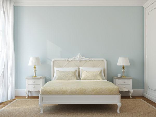 De kleuren tien tips voor een feng shui kamer - Kleur kamer volwassene idee foto ...