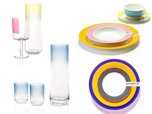 Felle kleuren de nieuwste trends voor een mooi gedekte tafel - Felle kleuren ...