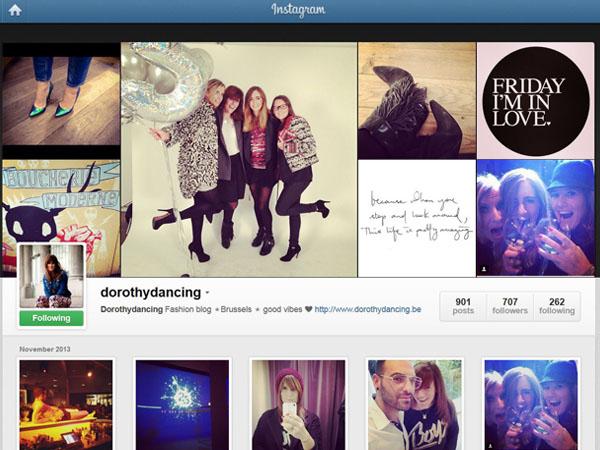 Instagram: une communauté précieuse