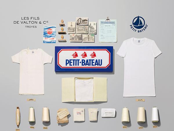 Petit Bateau, un label qualité bien mérité