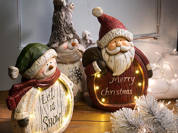 Maak het gezellig met kerst