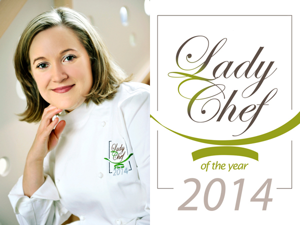 Stéphanie Thunus, Lady Chef of the Year 2014