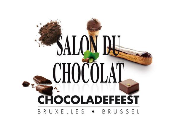 Premier salon du chocolat en belgique premier salon du for Salon du tourisme belgique