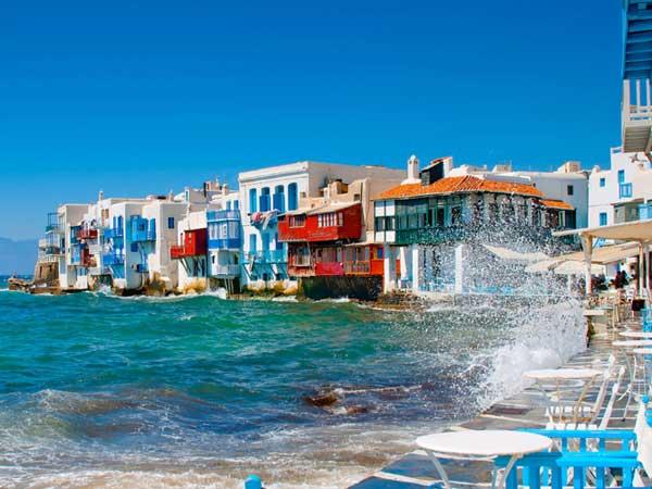 Griekenland, van droomlandschappen tot culturele routes