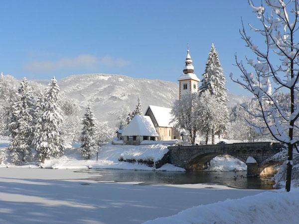 La Slovénie : destination d'hiver