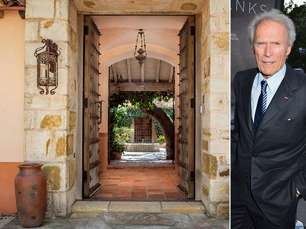 À vendre : Clint Eastwood se sépare de son hacienda de luxe