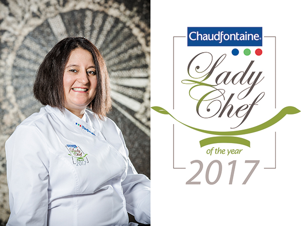 Laure Genonceaux: Lady Chef of the Year 2017