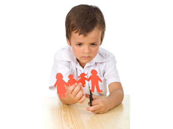 Scheiden doet lijden: hoe vang je je kind(eren) op?