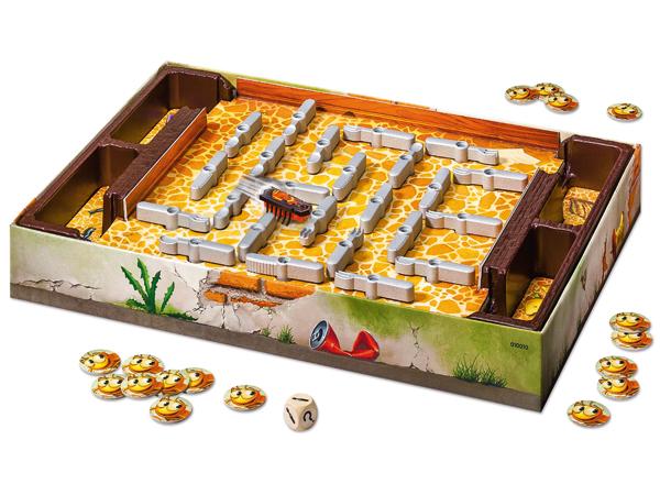 jeux de soci t enfants panic cafard ravensburger palmar s des meilleurs jouets de l ann e. Black Bedroom Furniture Sets. Home Design Ideas
