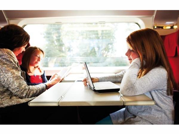 Bruxelles - Paris en Thalys : 24 trains par jour