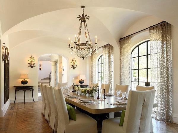 La salle manger bienvenue chez gisele b ndchen for Salle a manger epuree
