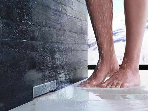 Cement Wand Badkamer ~ Geberit Sanbloc innovatieve wandafvoer voor de inloopdouche  Trends